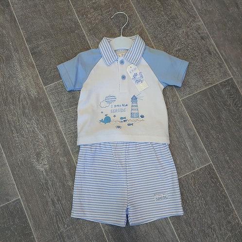Kris X Kids Seaside Shorts Set