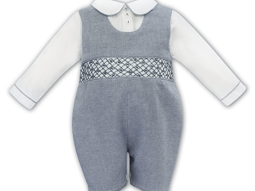 Sarah Louise Traditional Dungaree Set
