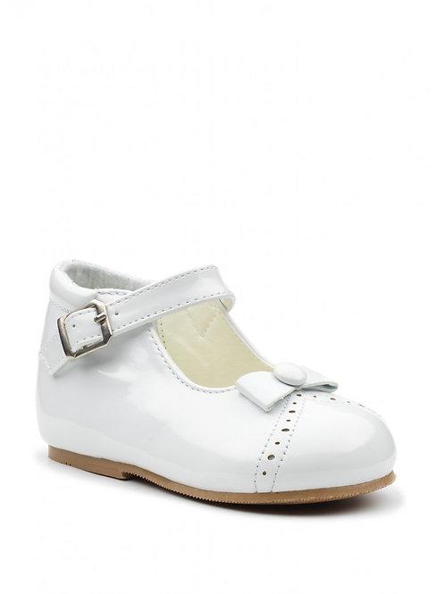 Sevva White Monica Shoes