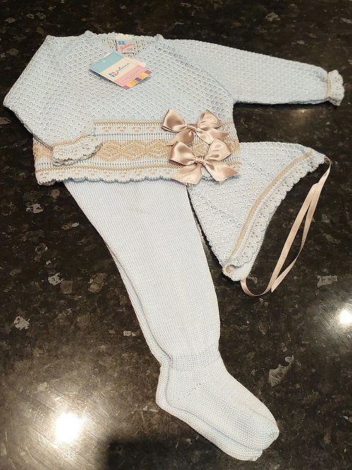 VB 3pce Knitted Set
