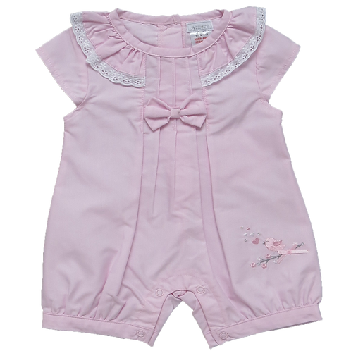 Amore Birdy Pink Romper