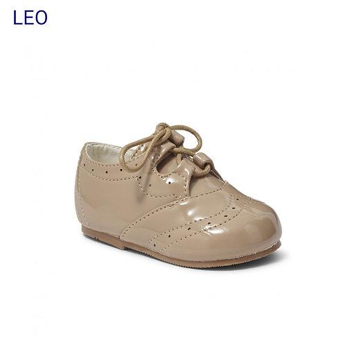 Sevva Camel Lace up Shoes