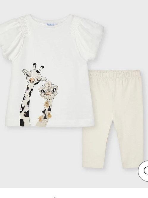 Mayoral leggings set 3737