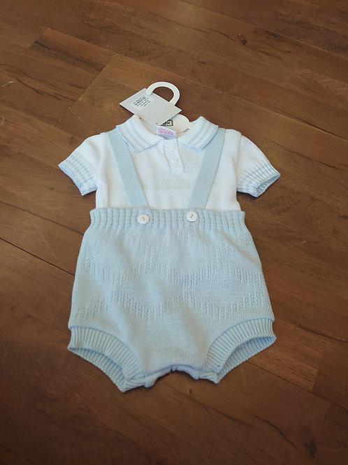 Pex knitted Short Set