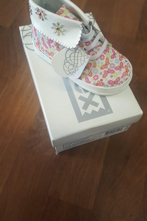 Pex floral boots