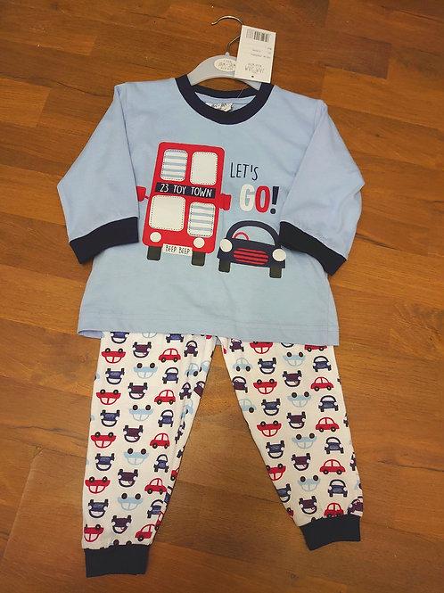 JamJam Traffic Pyjamas