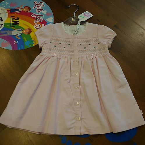 Zip Zap Corduroy Dress
