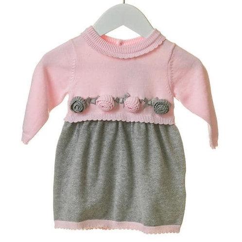 Bluesbaby knit dress.