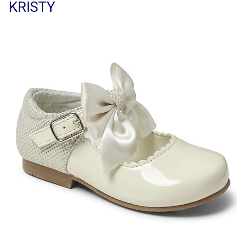 Sevva Kristy Cream Shoes