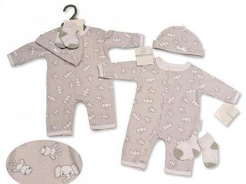 Nurserytime Elephant 3pce Set