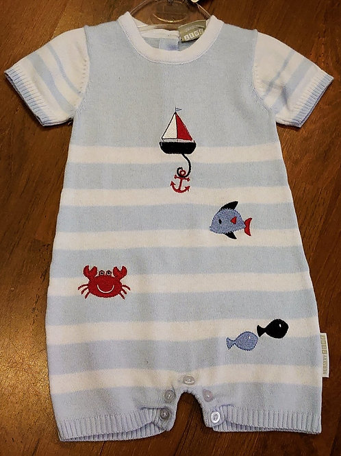 Nurserytime Knitted Romper