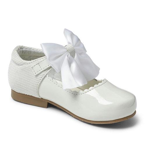 Sevva Kristy White Shoe