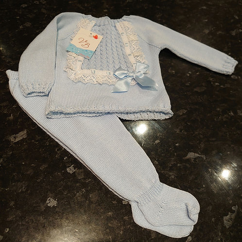 VB 2pce Knitted Set