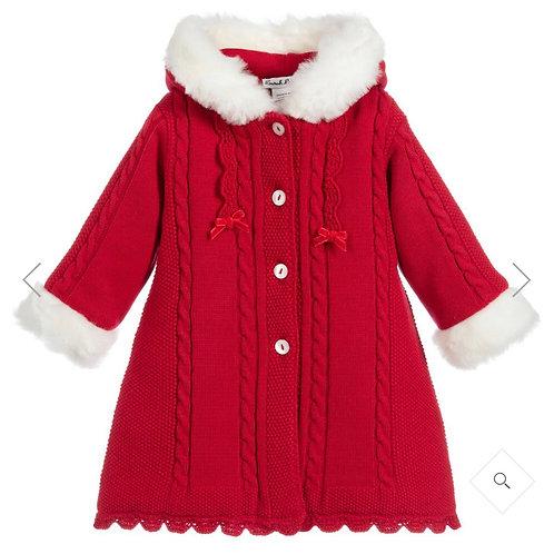Sarah Louise knit coat