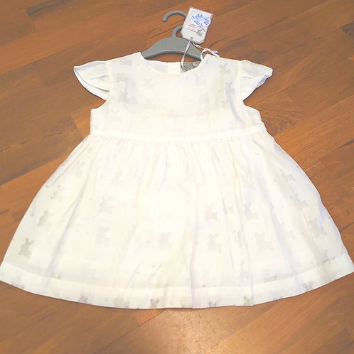 RockABye White bunny Dress