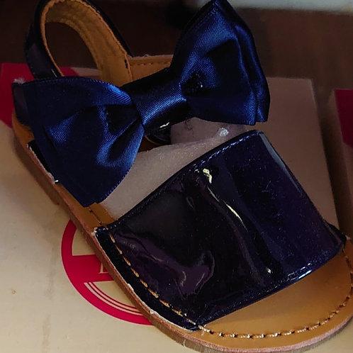 Tia London Navy Sandals