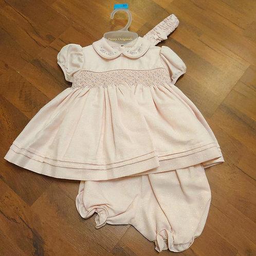 Pretty Originals Traditional Dress & Bloomers