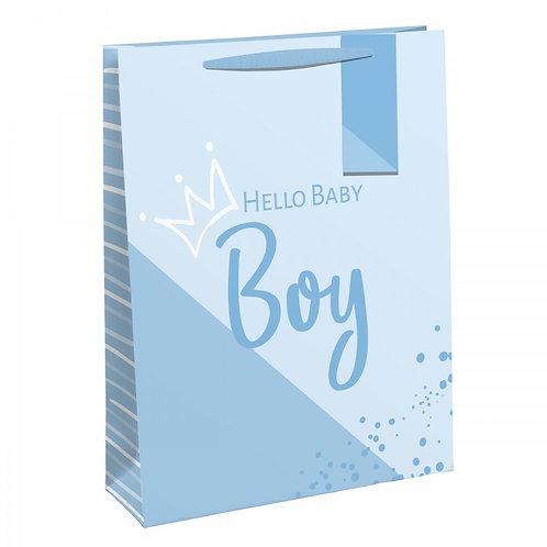 Hello Baby Large Gift Bag