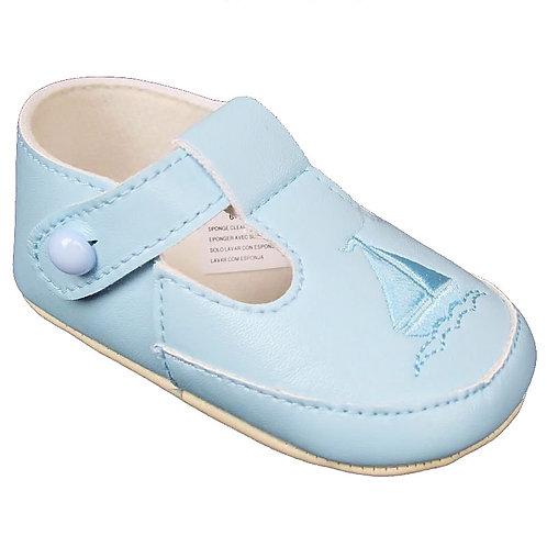Little Cutie Boat Pram Shoes