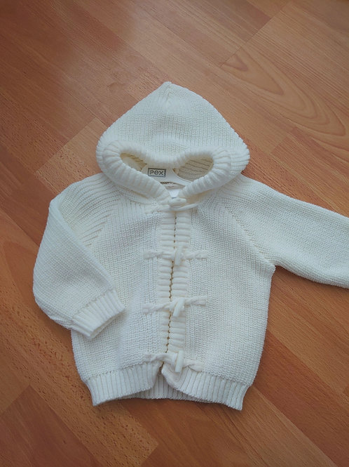 PEX Toggle Knitted Cardigan