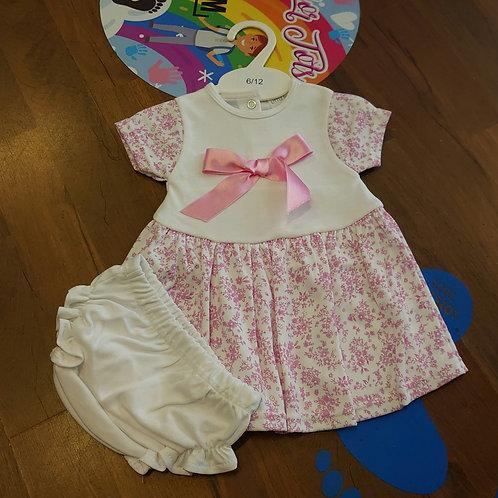 Little Nosh Dress & Knickers
