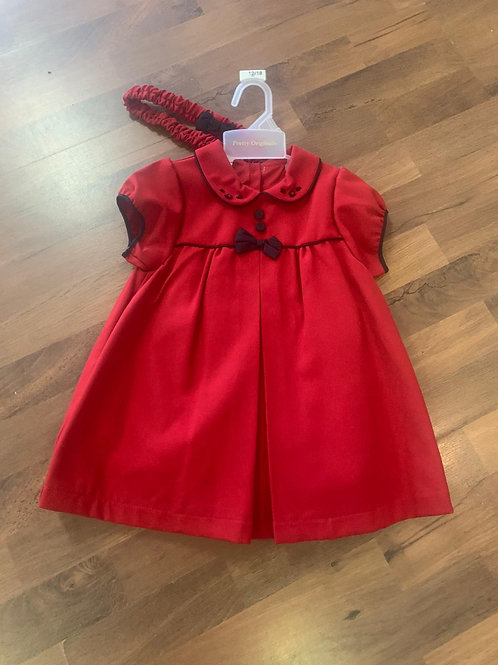 Pretty originals dress and headband set