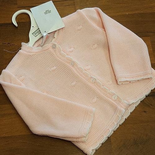 Pex Pink Cardigan