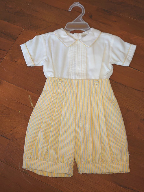 Pretty Originals Lemon Short Ser