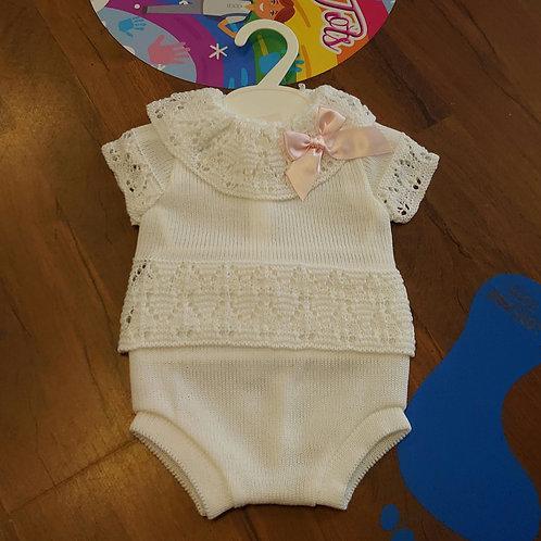 Little Nosh Knitted Jam Pants Set