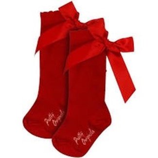 Pretty originals red knee high socks