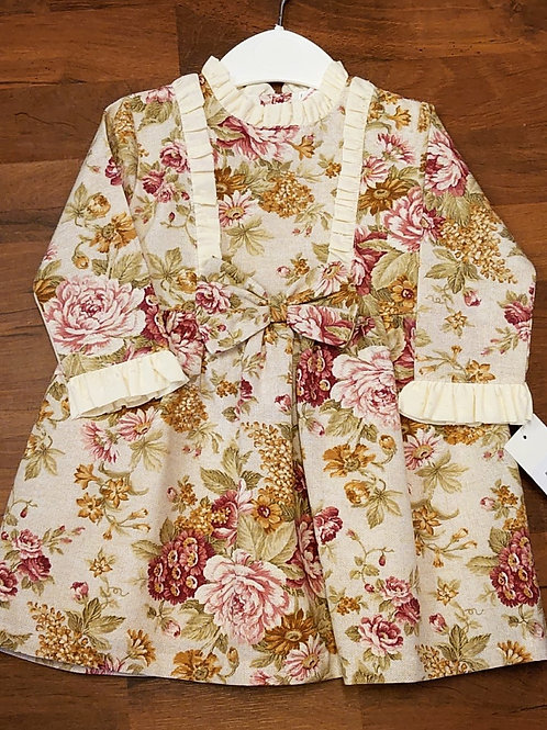 Little Nosh Floral Dress