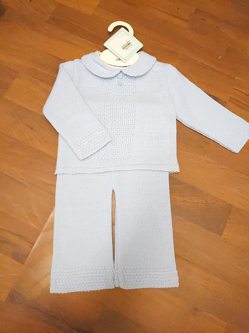 Pequilino 2pce Knitted Set
