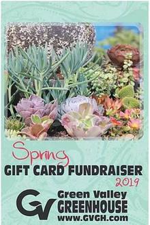 Green Valley Greenhouse Fundraiser