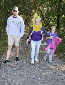 Walk for Hope Fundraiser at Elm Creek Park Reserve