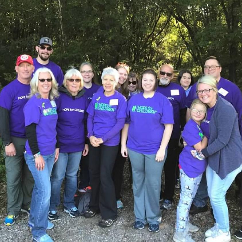 Walk for Hope Fundraiser