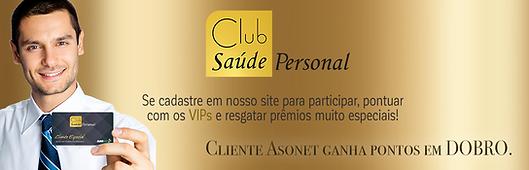 Club saúde personal