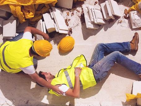 A cada 20 dias, um metalúrgico sofre um acidente grave de trabalho
