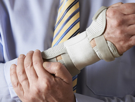 Em caso de acidente de trabalho! O que fazer?
