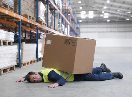 10 maneiras para prevenir acidentes de trabalho