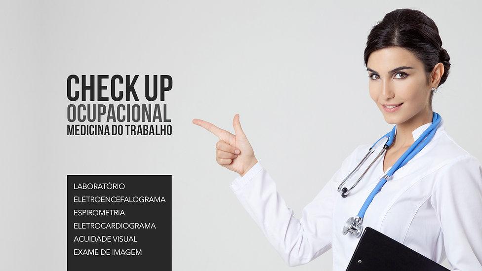 doutora apontando