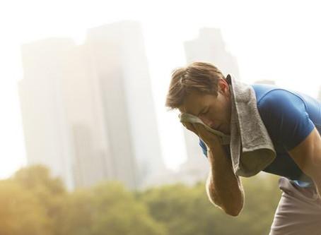 Campanha verão saudável: conheça os sete sintomas da desidratação