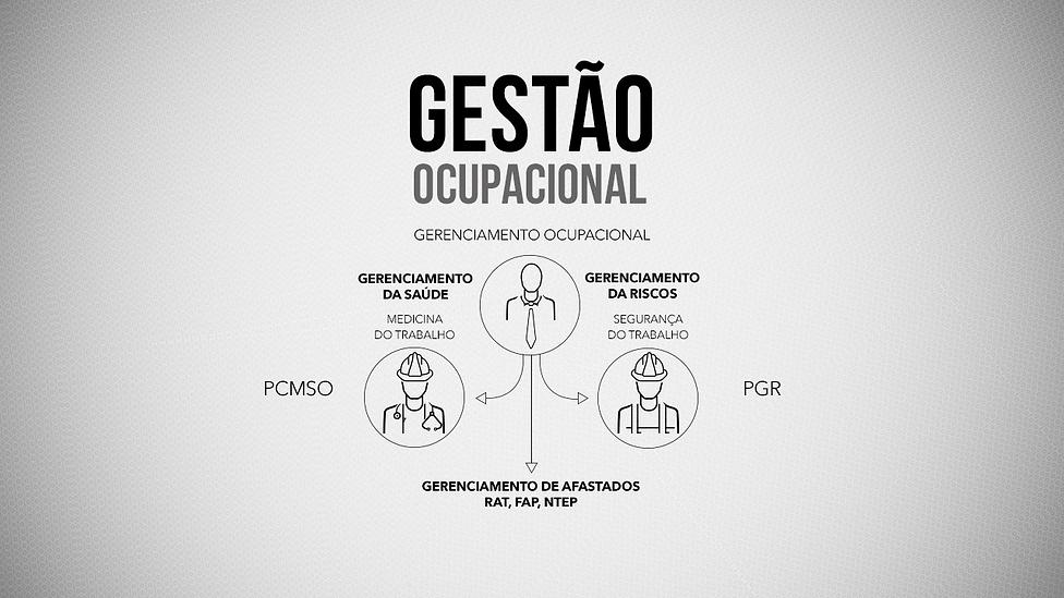 gestão ocupacional
