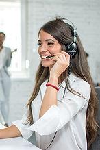 Atendente telefonia