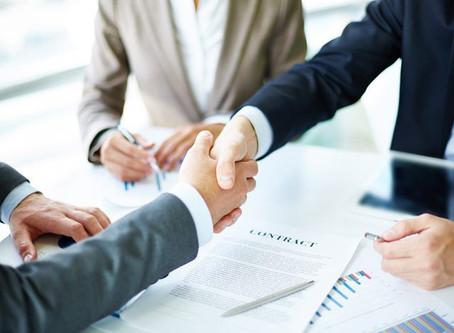 Quais são os tipos de contratação de funcionários?