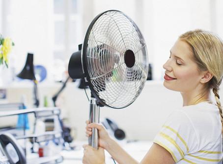 Temperatura do ambiente de trabalho influencia a produtividade dos colaboradores