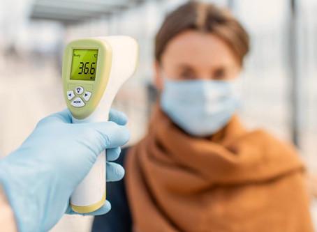 Decreto recomenda que empresas passem a medir a temperatura dos funcionários