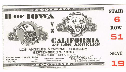 38 @ UCLA Ticket