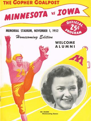 1952 @ Minnesota