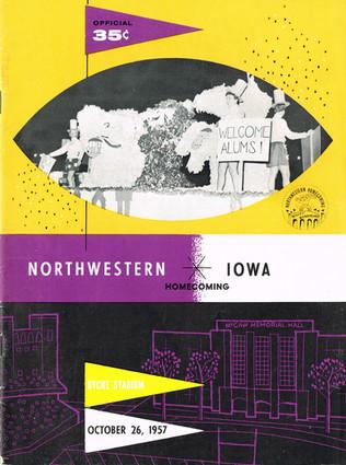 1957 @ Northwestern