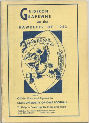 1953 media guide